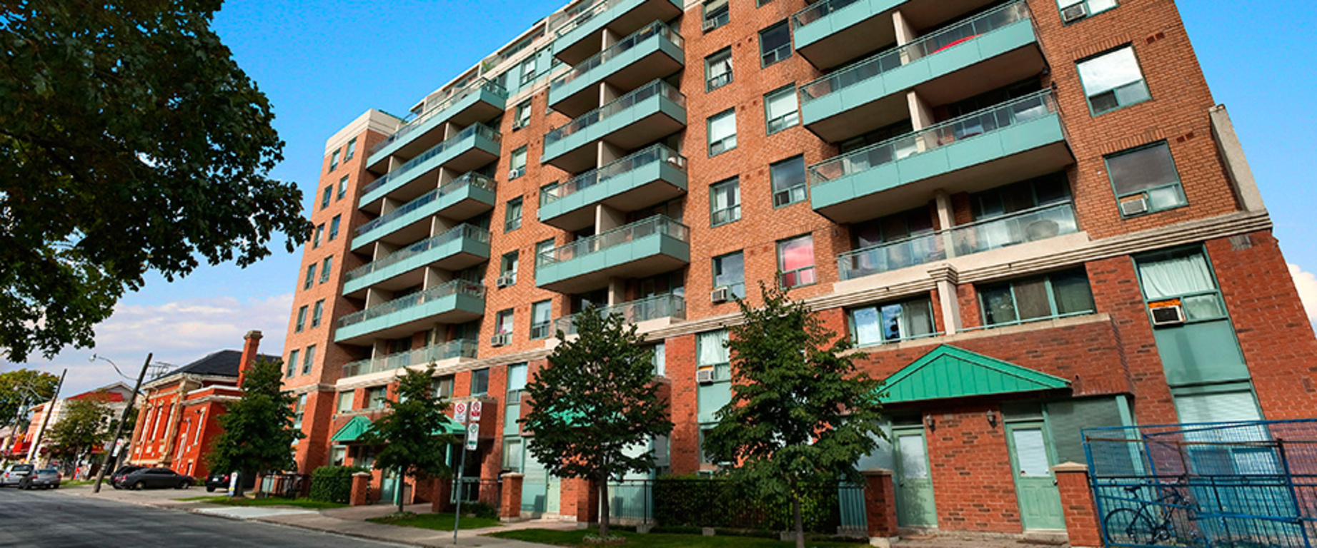 Toronto Central 2 bedroom Apartment For Rent