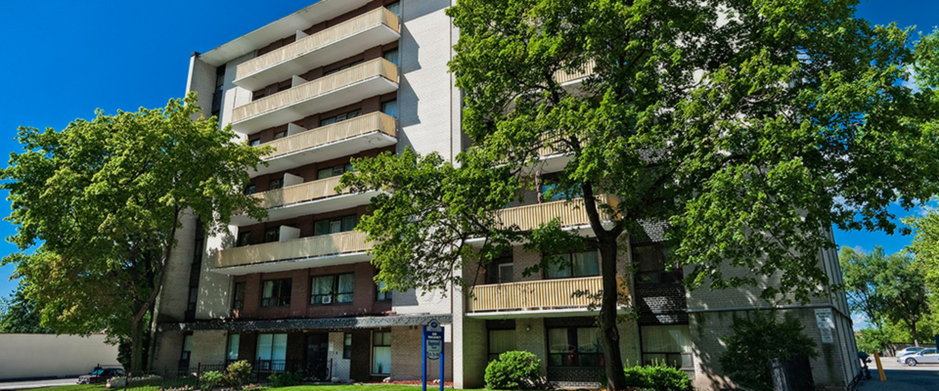 Toronto West Apartment For Rent