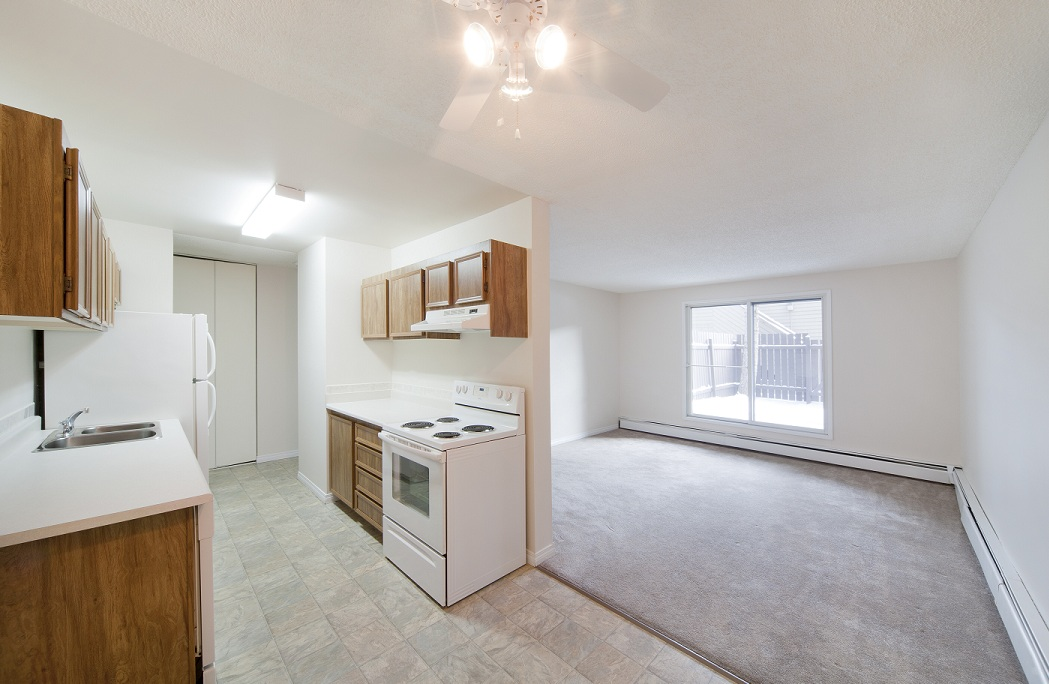 Edmonton Downtown 2 bedroom Apartment For Rent
