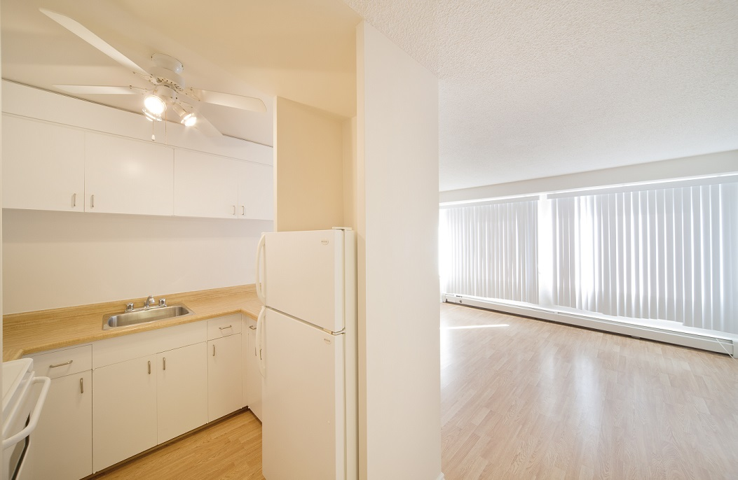 Edmonton Downtown 2 bedroom Apartment