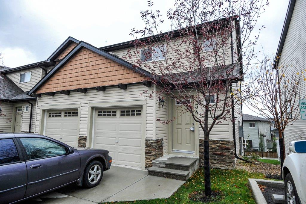 Calgary North West 3 bedroom Townhouse