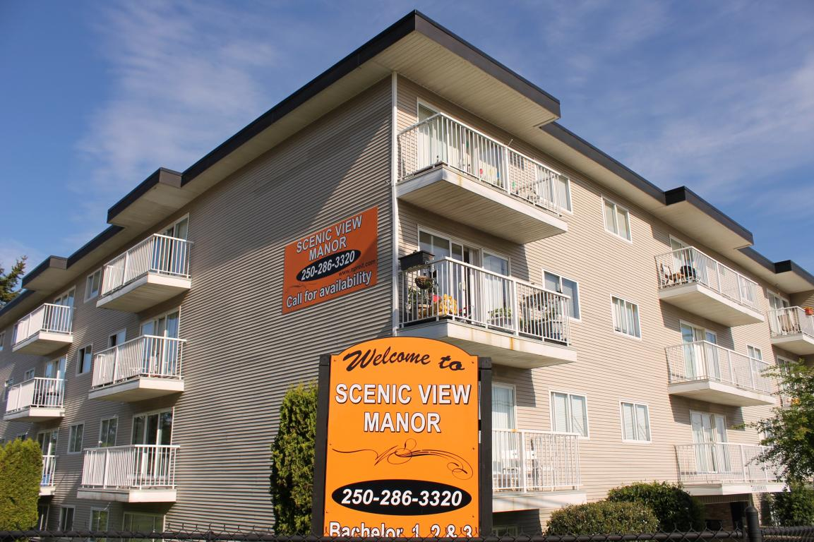 Campbell River 1 bedroom Apartment