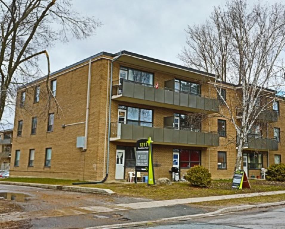 Peterborough Ontario Appartement à louer