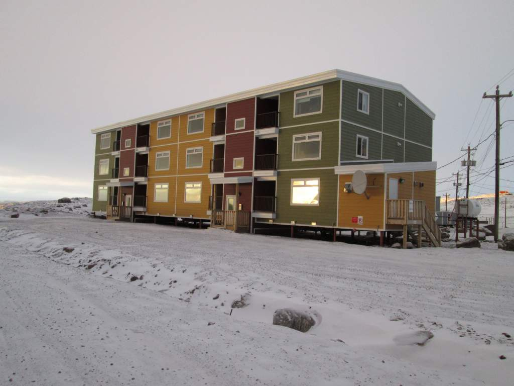 Iqaluit Apartment for rent, click for more details...