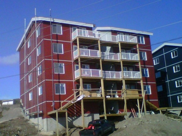 Iqaluit Duplex for rent, click for more details...