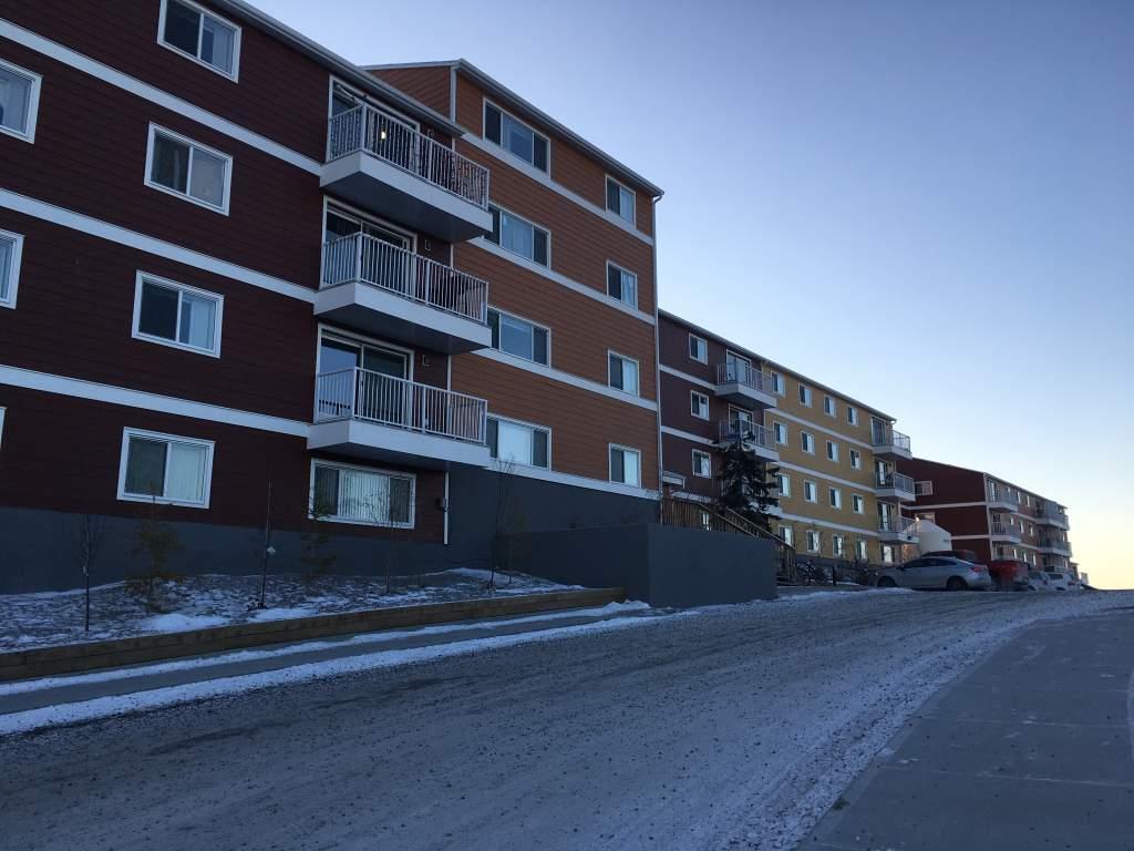 Yellowknife Appartement pour le loyer, cliquer pour plus de détails...