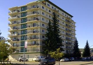 Prince George 2 bedroom Apartment For Rent