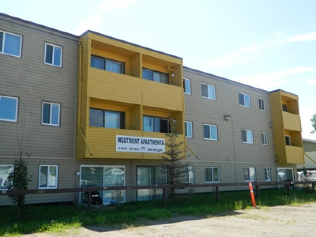 Fort St. John 1 bedroom Apartment For Rent