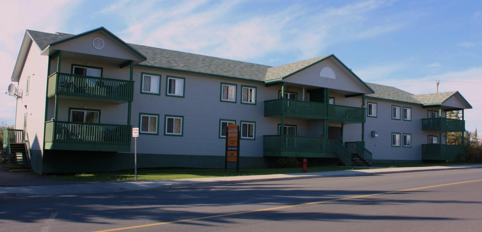 Yellowknife 1 bedroom Apartment For Rent