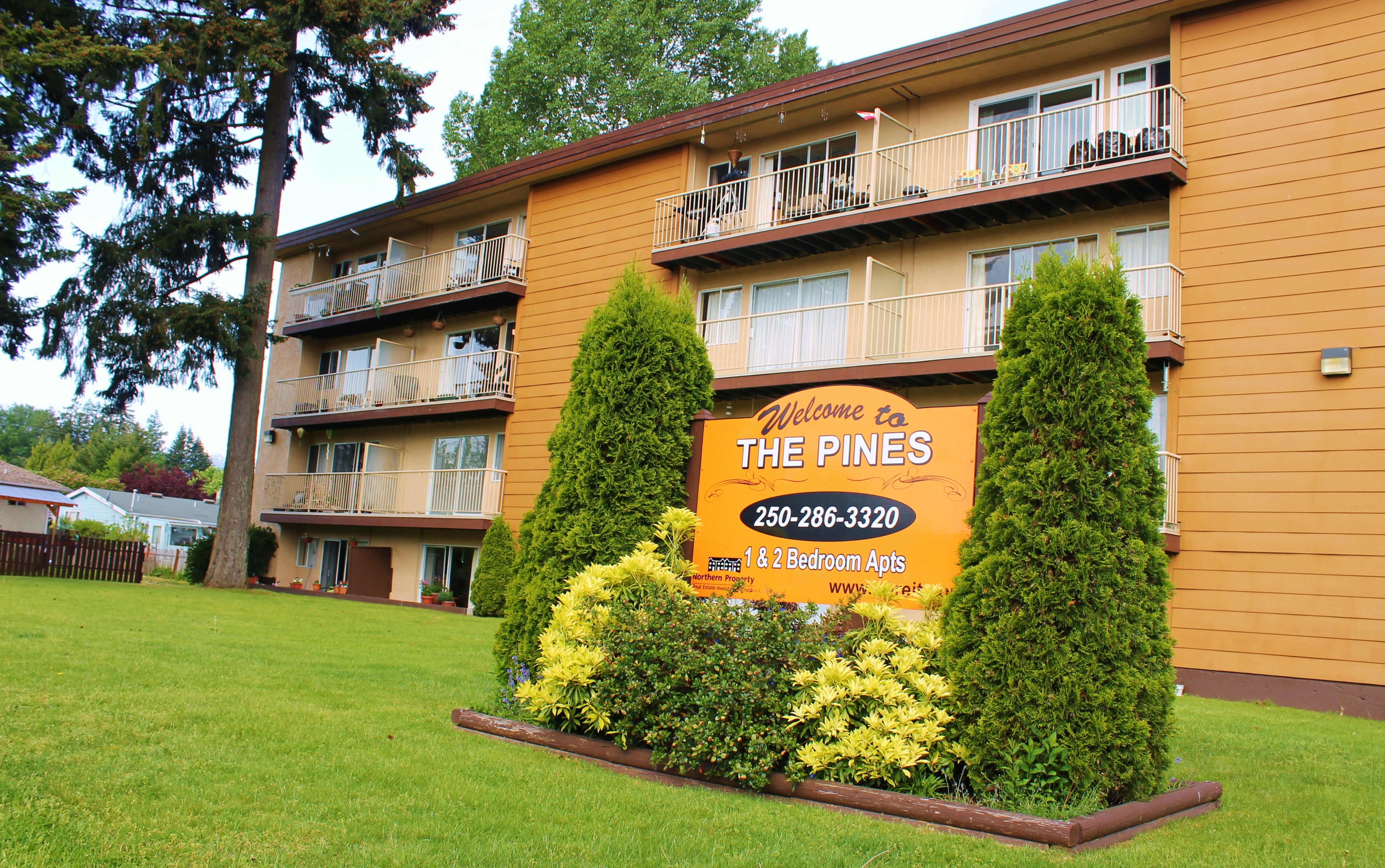 Courtenay Apartment for rent, click for more details...