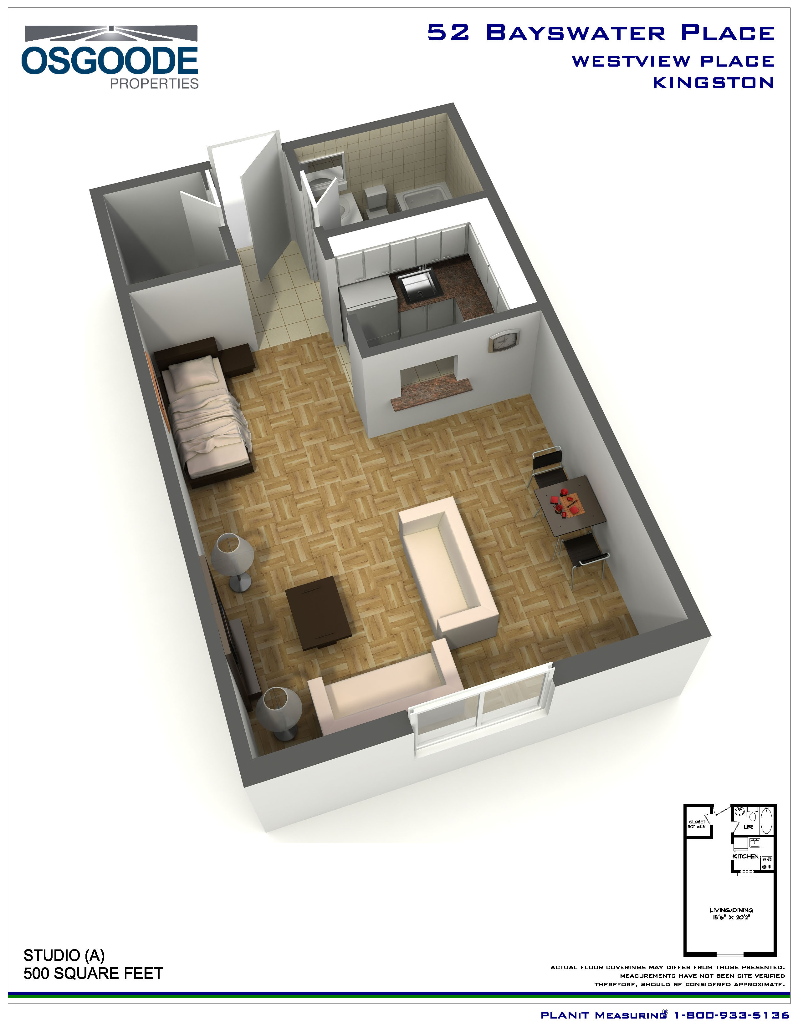 Osgoode Properties Has Rental Apartments At Westview Place