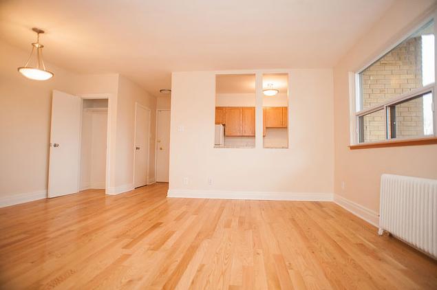 Toronto Nord 1 chambre à coucher Appartement À louer