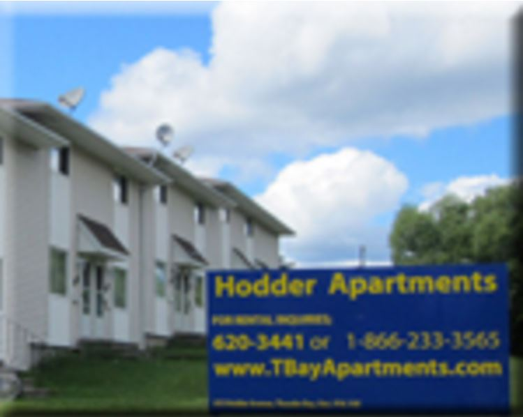 Thunder Bay 2 chambre à coucher Maison urbaine