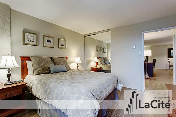 Montréal Centre 2 chambre à coucher Appartement À louer