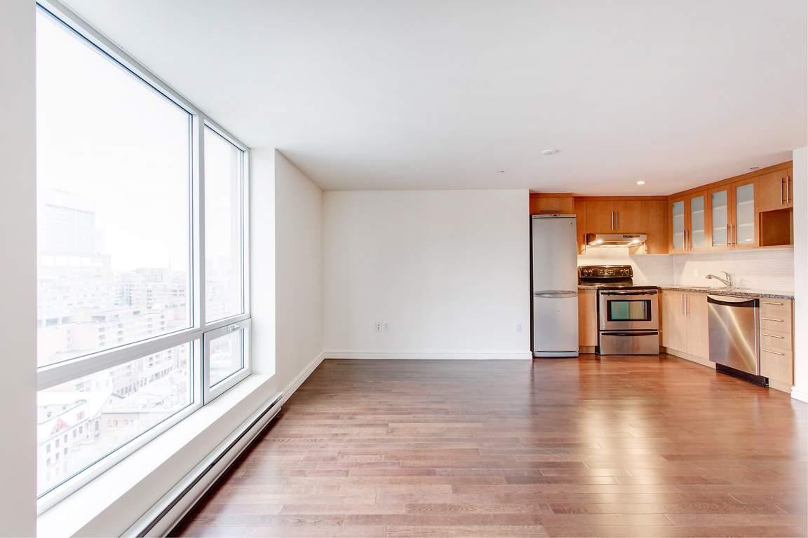 Montréal Centre 1 chambre à coucher Appartement À louer