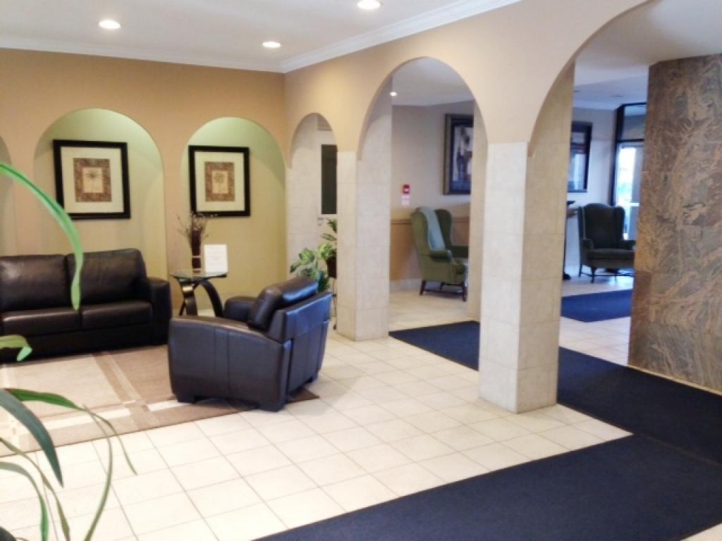 Paisley Property for Rent Mississauga Lobby