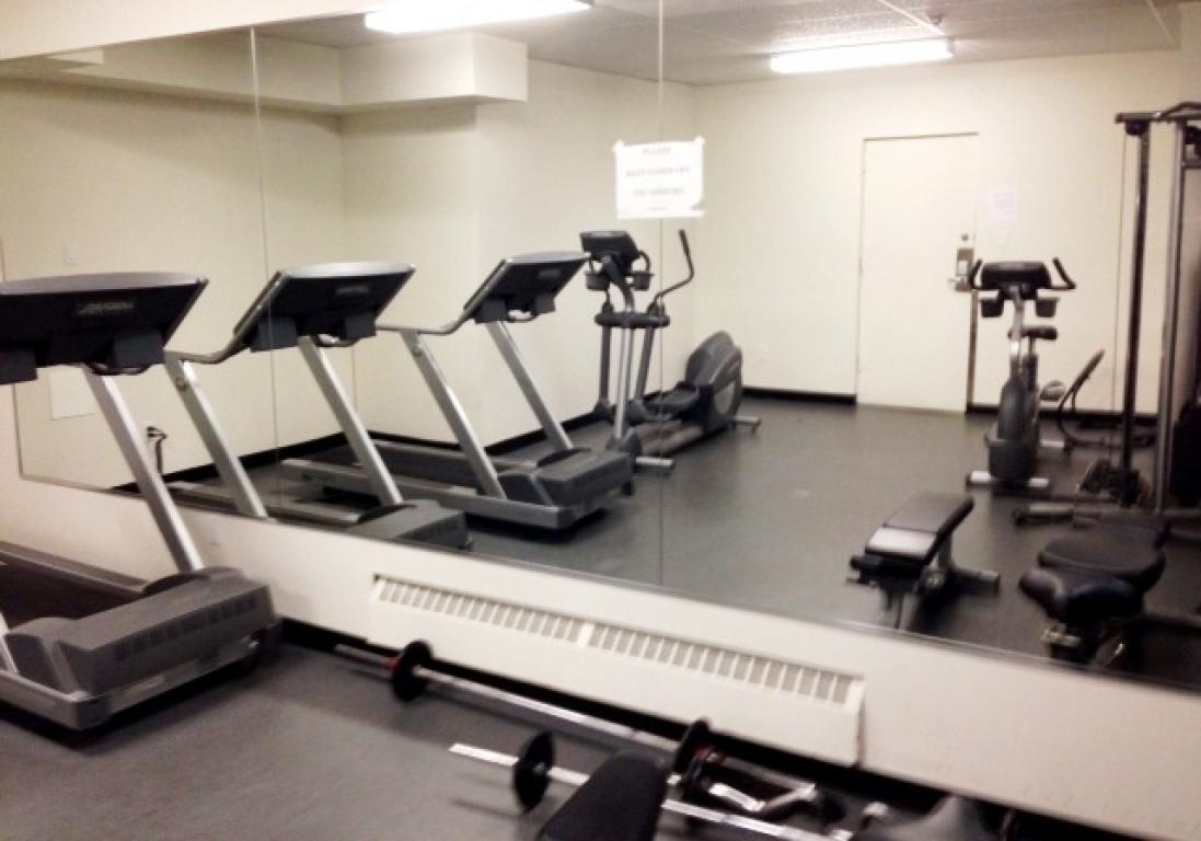 Paisley Property for Rent Mississauga Gym