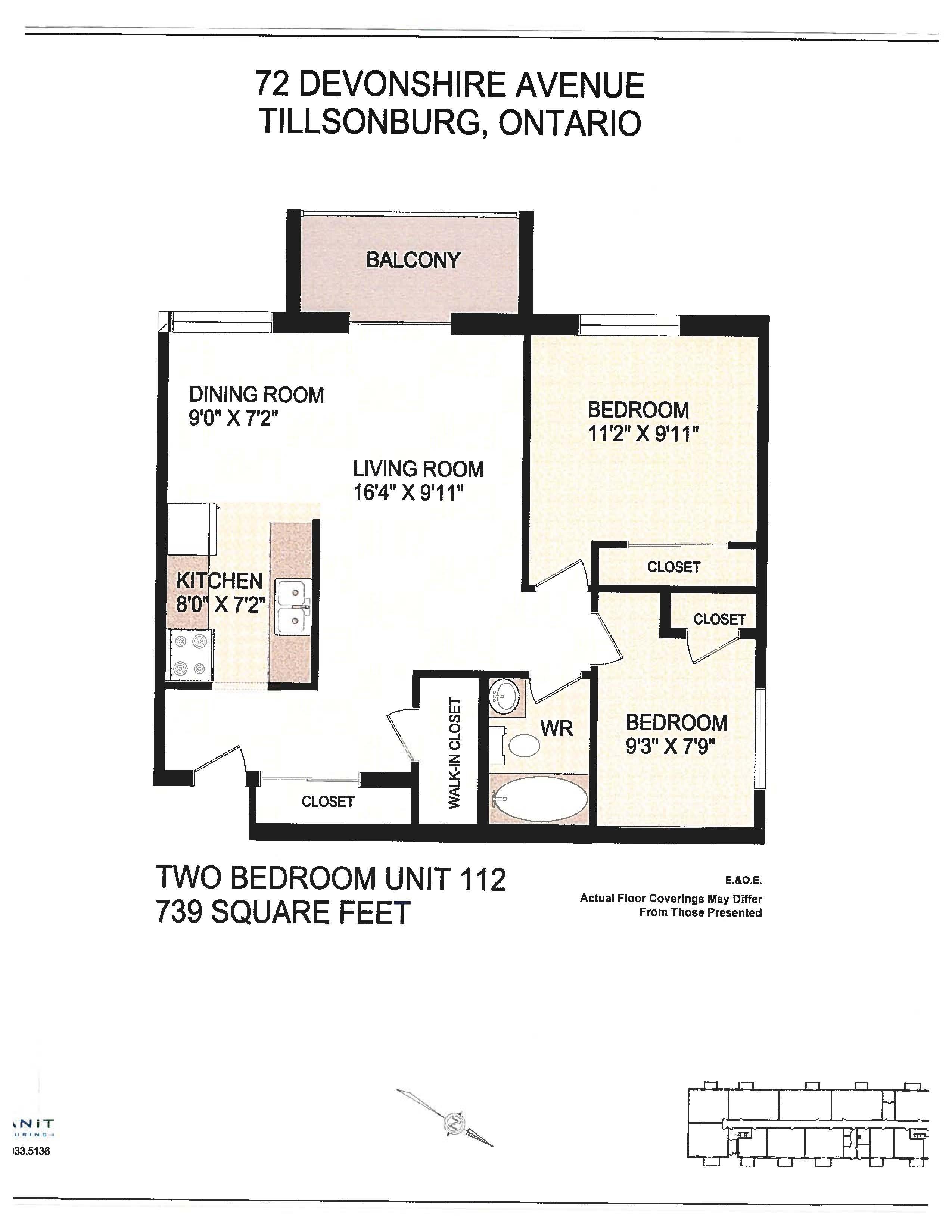 72 Devonshire Avenue Park Property Management