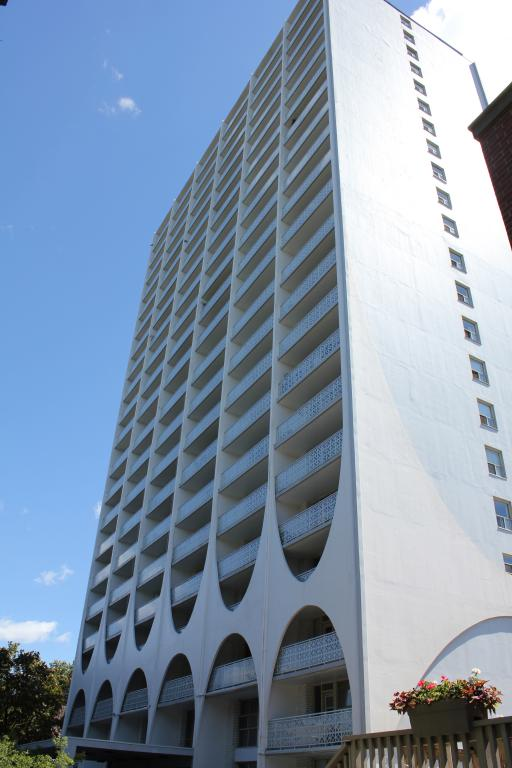 Newly renovated Balconies
