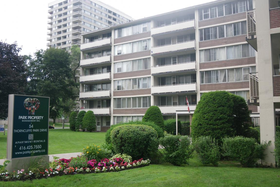Exterior 54 Thorncliffe