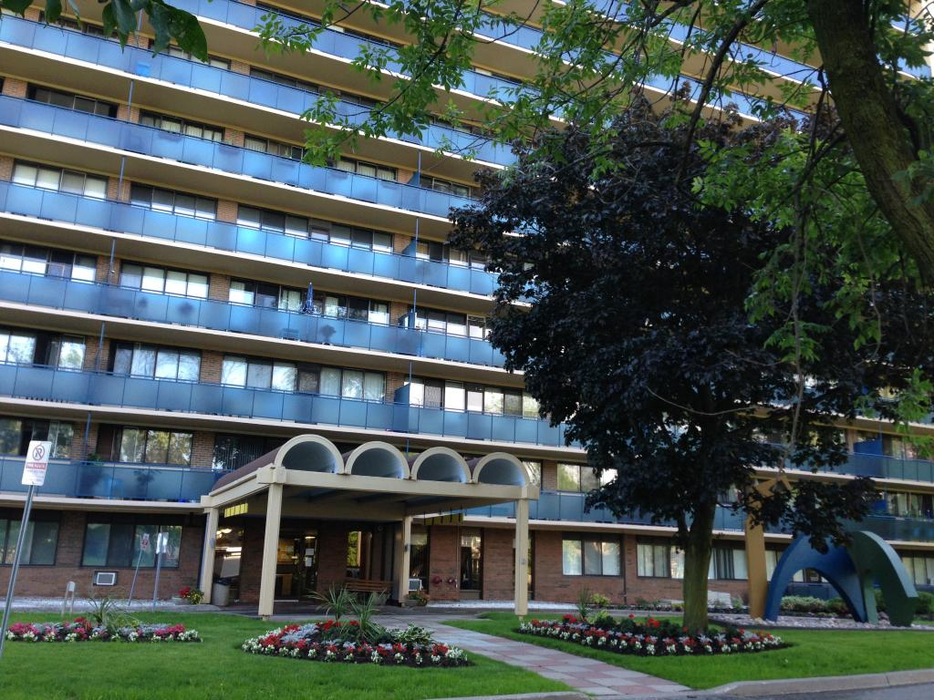 Scarborough 1 chambre à coucher Appartement À louer