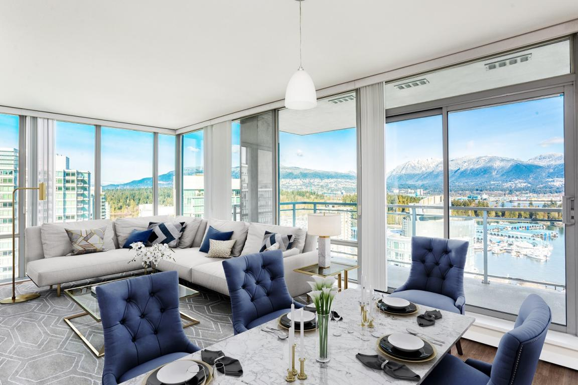 Vancouver Downtown 2 bedroom Apartment