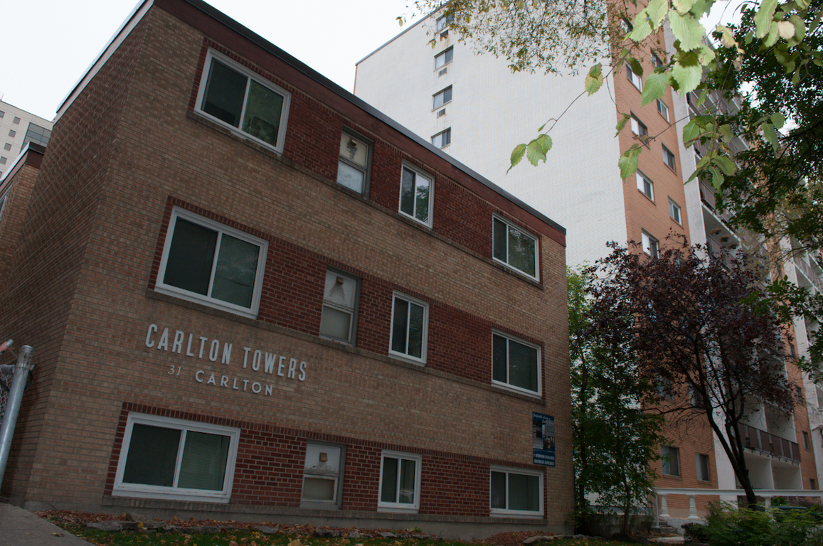 Winnipeg Centre Appartement À louer