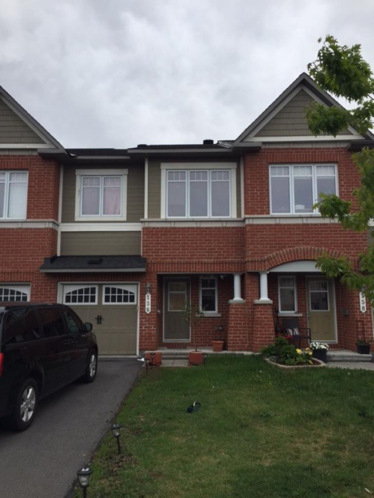 Nepean Ontario Townhouse For Rent