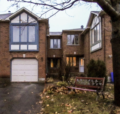 Ottawa Downtown 4 bedroom Townhouse For Rent