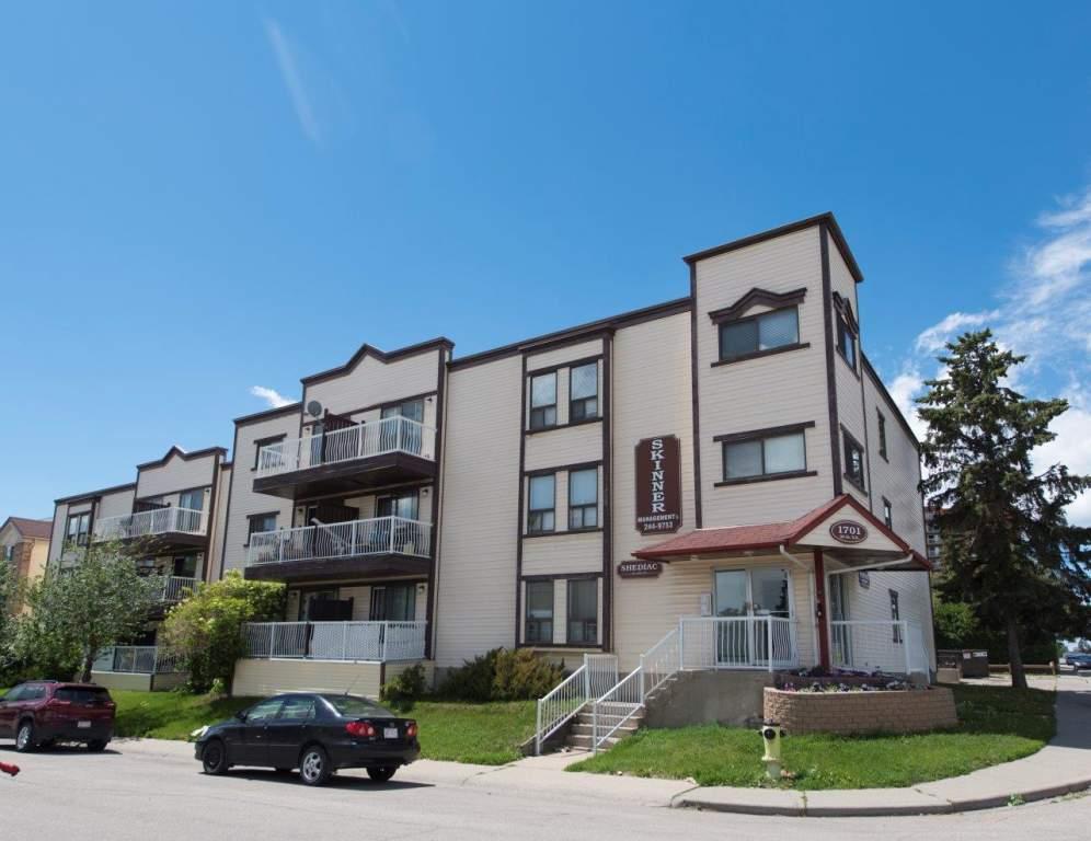 Calgary Du Sud-est 1 chambre à coucher Appartement