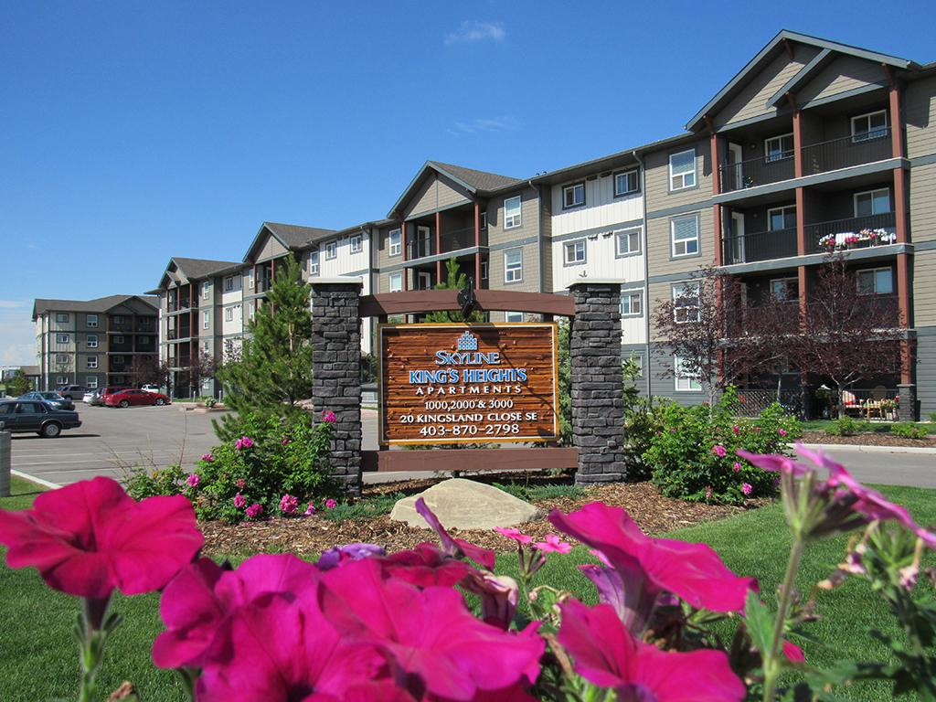 Airdrie Apartment for rent, click for more details...