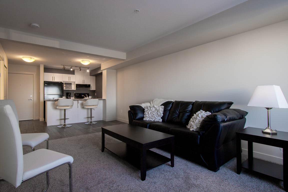 Sherwood Park Apartment
