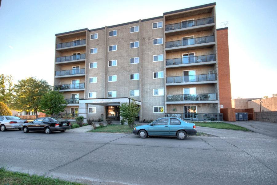 Winnipeg Sud 1 chambre à coucher Appartement