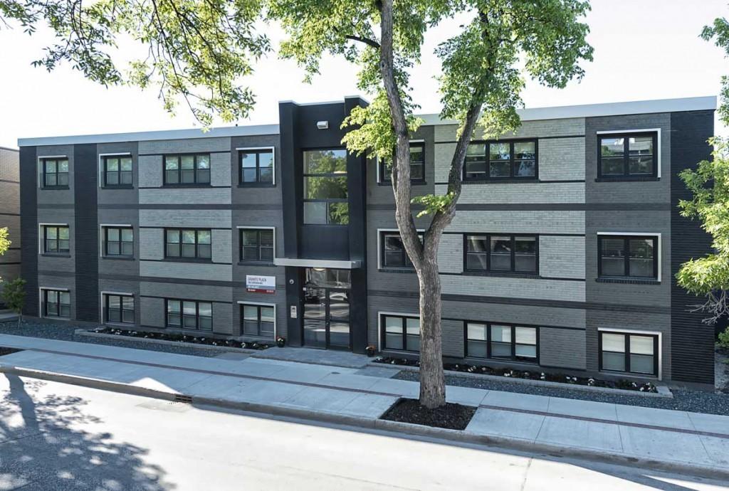 Winnipeg Centre 2 chambre à coucher Appartement