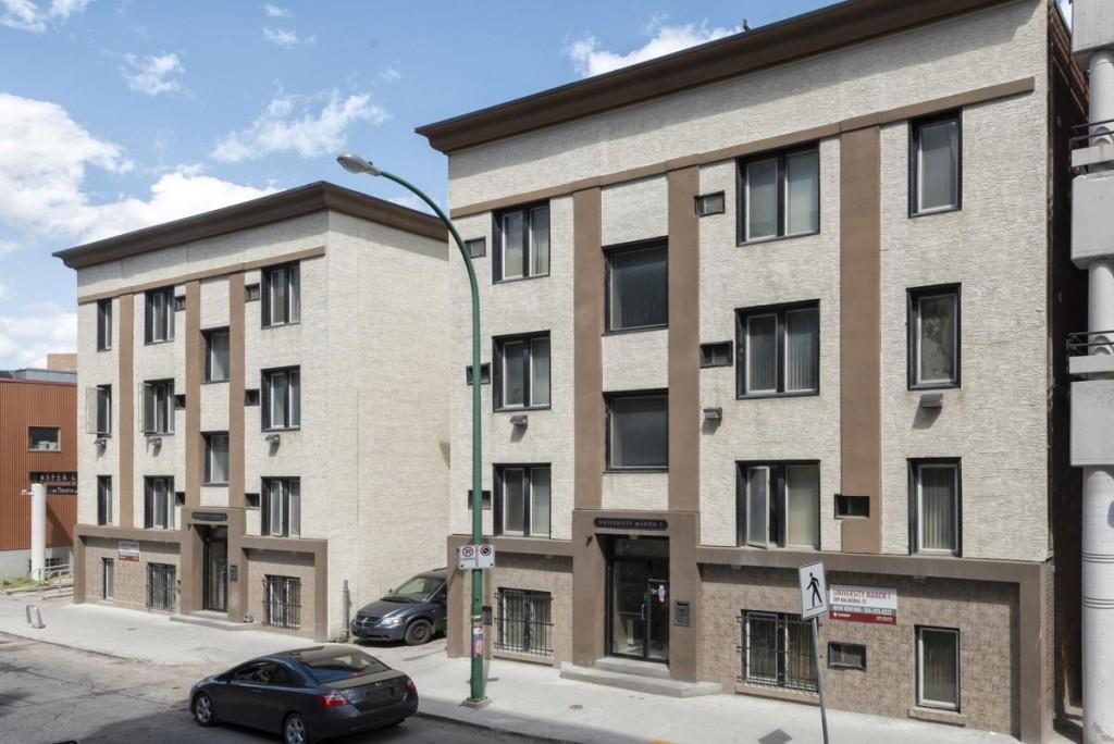 Winnipeg Central Apartment For Rent