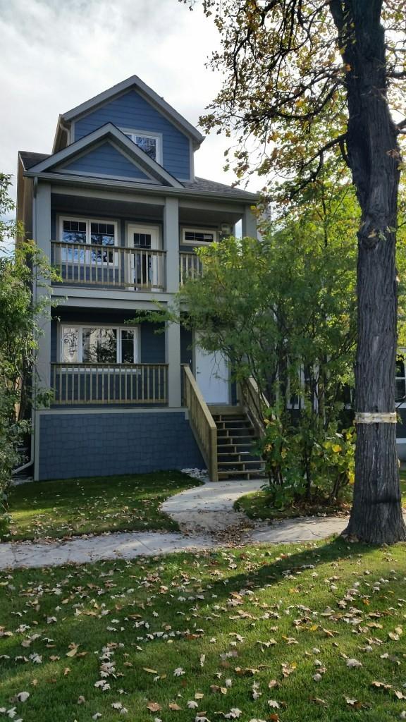 Winnipeg Central 3 bedroom Apartment For Rent