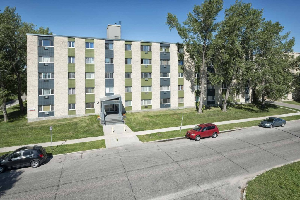Winnipeg Central 2 bedroom Apartment For Rent