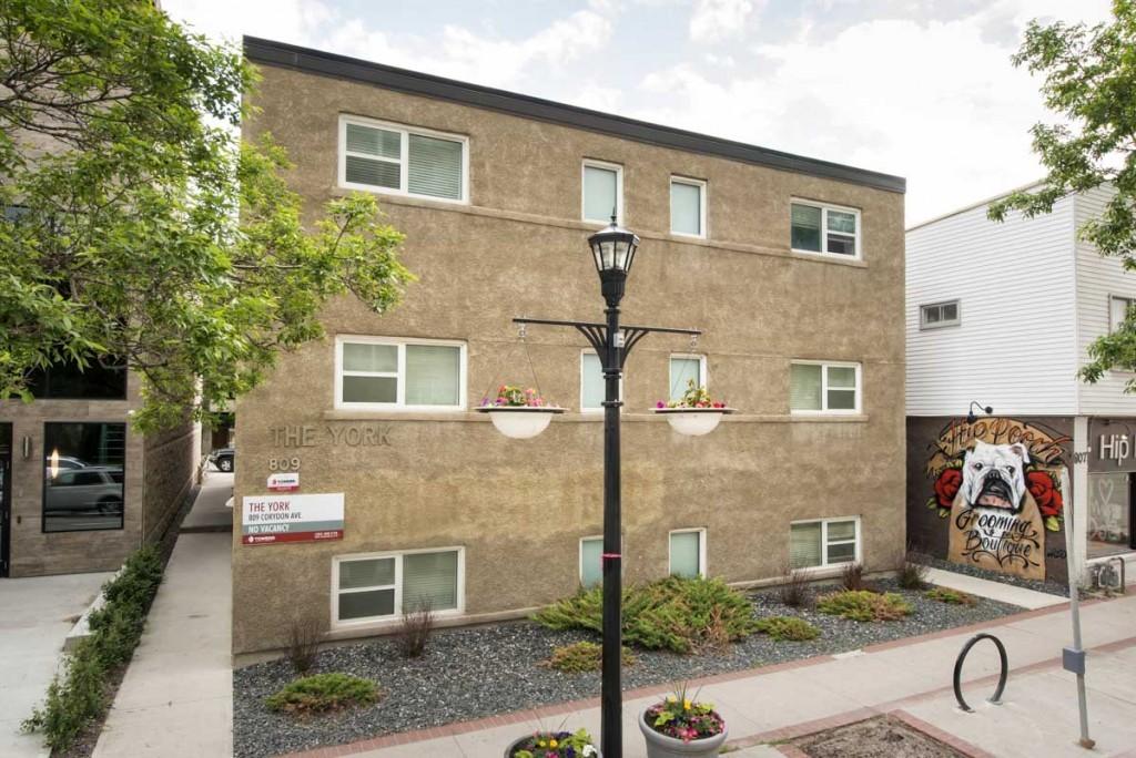 Winnipeg Centre 1 chambre à coucher Appartement À louer