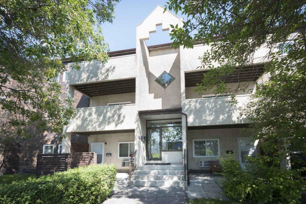 Winnipeg Du nord-ouest 1 chambre à coucher Appartement