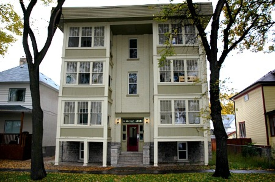 Winnipeg Central 1 bedroom Apartment For Rent