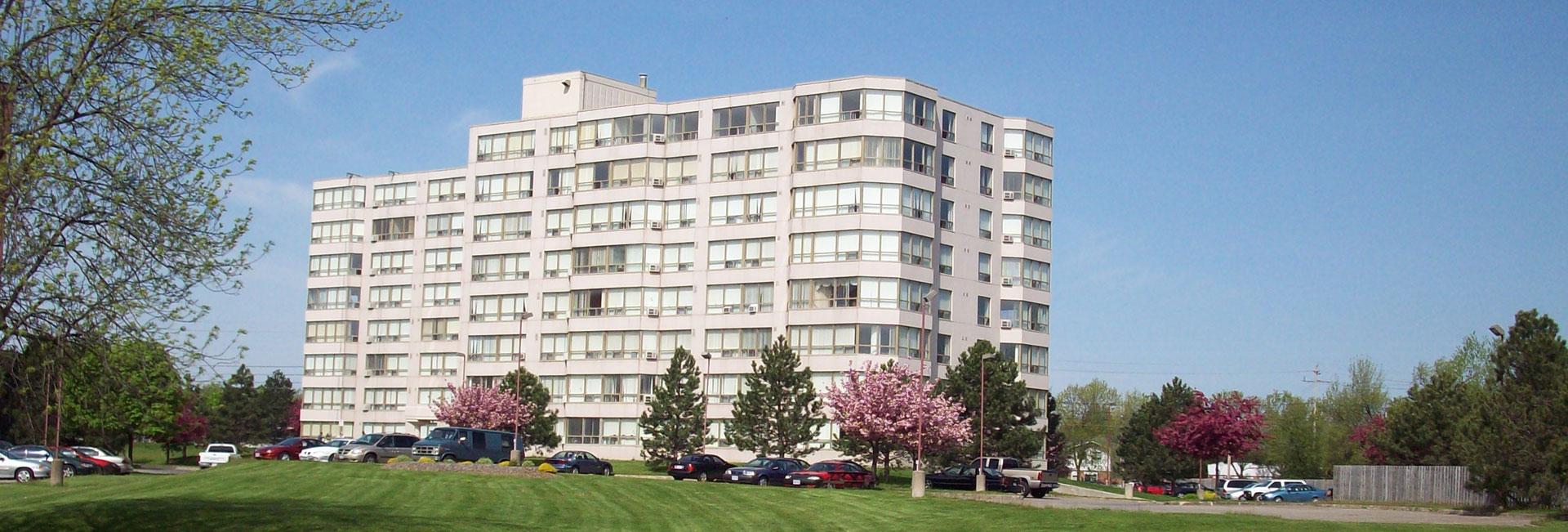 Parkway Village Apartment Building