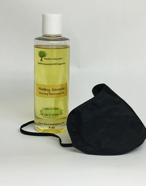 Mating Season: Warming Massaging Oil (8 oz.)