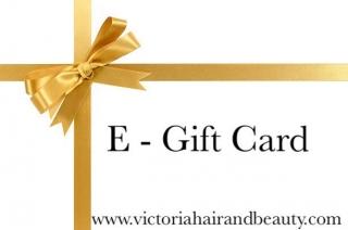 Victoria Hair Extensions E - Gift Card