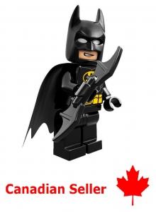 LEGO Batman Arkham Dark Knight Custom Minifig - DC COMIC MARVEL Superheroes Toy
