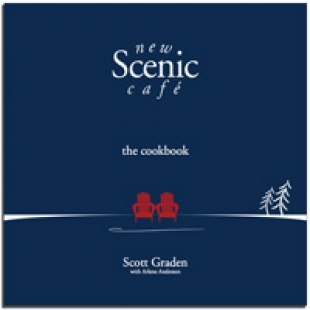 New Scenic Cafe - The Cookbook