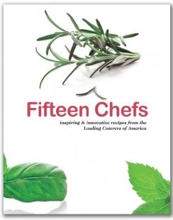 Fifteen Chefs Cookbook