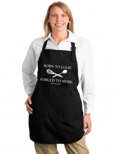 Born to Cook Apron