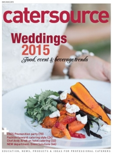 May / June 2015 Catersource Magazine