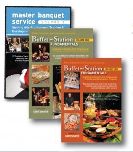 Master Banquet Service and Fundamentals