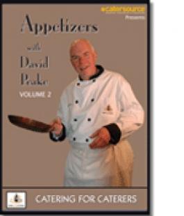 Appetizers with David Peake, Volume II